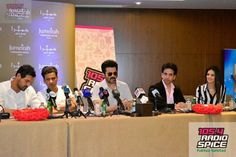 'Shootout at Wadala' Promotion Event in Dubai