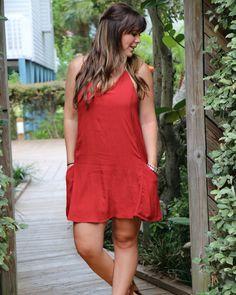 Make A Fiery Entrance In This Heat Wave Dress By LuLu*s Www.thebellelifeblog.com