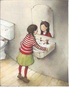 Bom dia!  Mais um dia que se inicia, mais uma oportunidade de colocar seus planos em ação...  Olhe-se no espelho, perceba o quanto és especial! Esse é o momento, o seu momento... Tome as rédeas da sua vida e vá ser feliz! Coragem... Você pode!  __ Edna andrade