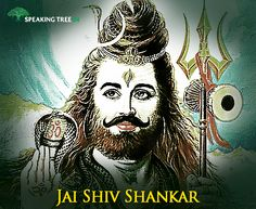 """Start your day by praying Bholenath, and get blessed. Hit the link to read """" Shiva – The eternal mystic"""" from Sri Sri Ravi Shankar at: http://www.speakingtree.in/spiritual-articles/god-and-i/shiva-the-eternal-mystic"""