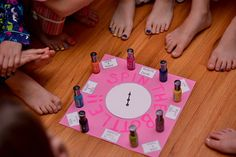 This Would Be So Cool To Play At A Sleepover!!