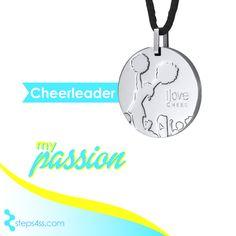 Cheerleader Fundraising Necklaces  #Necklacefundraising #Fundraisingideas #Fundraiserideas #easyfundraising #cheerleaderfundraisingideas #cheerleader