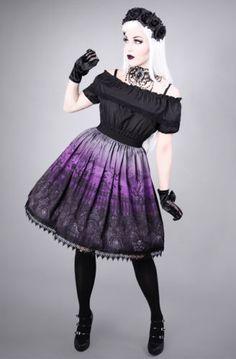 Viktorianische Rüschen Bluse Charlotte Black Gothic Carmen abnehmbare Träger XL