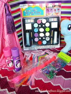 The Pretty Kitty Studio : My Little Pony Birthday Party Decor- Take Two!