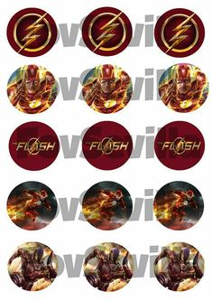 Flash kit imprimible, Pack cumpleaños Flash, El Rayo fiesta cumpleaños, fiesta superhéroes, kit personalizado Flash, imprimibles fiesta Flash, Flash cumpleaños, Fiesta Flash, suministros fiesta Flash, kit imprimible Flash, Flash kit archivo digital Bolo Flash, Flash Cake, Happy Birthday Banners, Boy Birthday Parties, Chip Bags, Thank You Tags, Superhero Party, The Flash, Sticker Paper