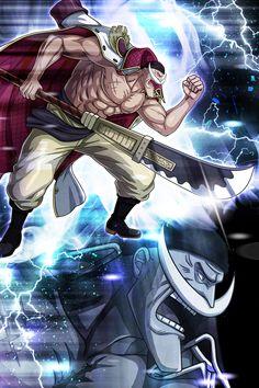 One Piece Series, One Piece World, One Piece 1, One Piece Anime, Barba Branca One Piece, Roronoa Zoro, One Piece Tattoos, Seven Deady Sins, One Peace