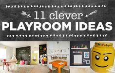 11 Clever Playroom Ideas | ParentSavvy