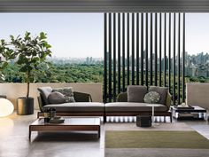 modern italian furniture brands. Italian Furniture Brands - Minotti New Project For Outdoor Modern
