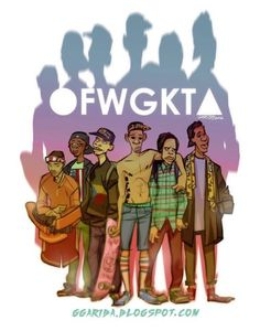 Odd Future err, yes!