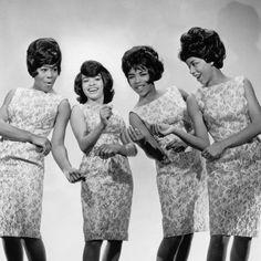 The Marvelettes. Girl Groups