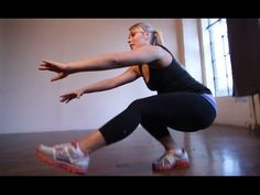Figure Skater Bootcamp: Reach New Heights DVD - off ice training - YouTube