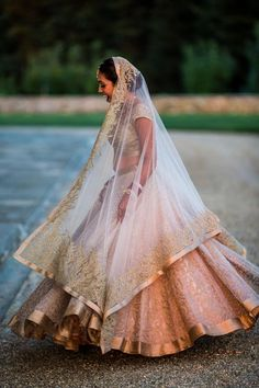Looking for Bridal Lehenga for your wedding ? Dulhaniyaa curated the list of Best Bridal Wear Store with variety of Bridal Lehenga with their prices Indian Wedding Gowns, Indian Wedding Fashion, India Wedding, Desi Wedding, Wedding Attire, Indian Bridal, Indian Dresses, Indian Outfits, Indian Fashion