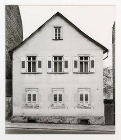 Bernd and Hilla Becher Haus, Limburg/Lahn, D, 1984