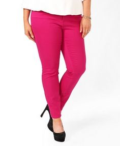 Plus Size Mid-Rise Skinny Jeans - Spring Favorites - 2000192109 ...