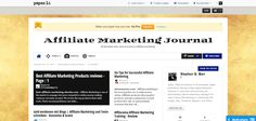The Affiliate Marketing Journal
