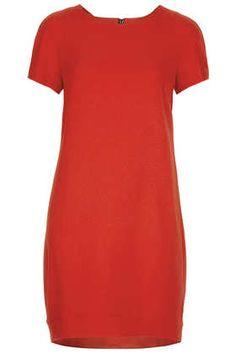 Tall Crepe Tee Shift Dress - Tall  - Clothing