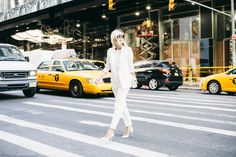 Damsel in Dior | Tout Blanc