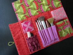 Image of Makeup Roll Pattern
