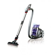 The futuristic looking BISSELL C3 Pet Multi Cyclonic Vacuum 1229B is a powerful cleaning machine with a 5 Year Guarantee. Invest in one of these and cleaning with greater ease.
