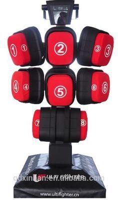 Martial Arts Training Equipment, Martial Arts Gear, Martial Arts Workout, Mixed Martial Arts, No Equipment Workout, Martial Arts Dummy, Karate Equipment, Fitness Equipment, Muay Thai