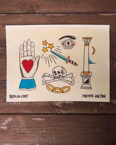2017 trend Tattoo inspiration 2017 - patryk-hilton:BERLIN 2017 #painting #ink #berlin #berlin2017...
