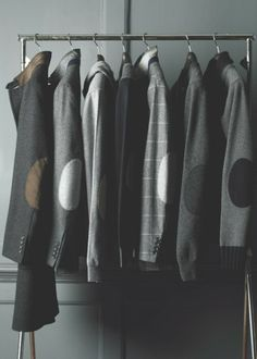 How to : Organize a Mens Closet. Men's Guide To Fashion And Style | http://www.royalfashionist.com