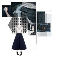 """+ Drop me in the Water +"" by fl0rette ❤ liked on Polyvore featuring Andy Warhol, A.L.C. and Delpozo"