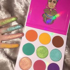 This may just be one of our favorite eyeshadow palettes! Juvias Place Zulu Palette is just goals the shades and colors are just so beautiful pigmentation amazing! So many incredible looks can be made with it!