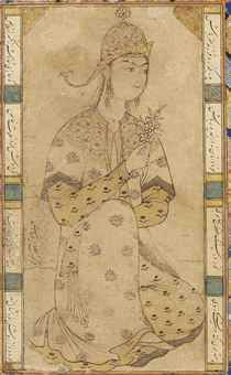 This post, the first of several on the topic, intends to highlight the various contributions of Muslim women throughout medieval and early modern history. While many people may be familiar with the… Iran Date, Middle East Culture, Map Painting, Art Costume, Iranian Art, Arabian Nights, Women In History, Illuminated Manuscript, Muslim Women