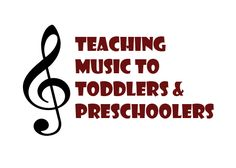 Teaching Music to Toddlers and Preschoolers