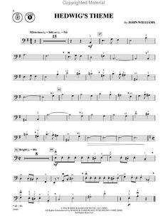 cello sheet music harry potter - Google Search