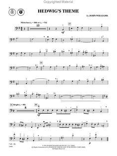 cello sheet music harry potter - Google Search