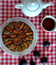 FIT MAKOVÝ KOLÁČ SO SLIVKAMI French Toast, Breakfast, Fit, Morning Coffee, Shape
