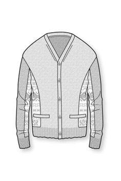 A/W 15/16 Menswear: Knitwear Key Items