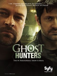 Ghost Hunters...anything spooky is for me