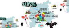 Mei Leipzsch lob'sch mir! Der Onlineartikel der Süddeutsche Zeitung vom 24. diesen Monats beschäftigt sich mit … großer Trommelwirbel – unser aller #LeipzigLieblingsstadt.  #Leipzig #DimaImmobilien #Szene #Kunst #Generation #Metropole #attraktion #Awesome