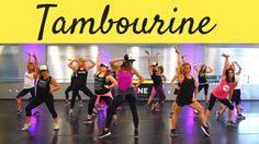"""Tambourine"" by Eve. SHiNE DANCE FITNESS"