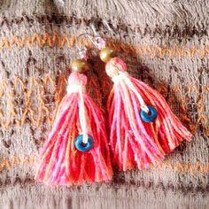 handmaid tassel
