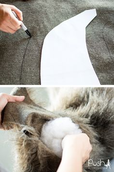 Threads And Snippets How To Make A Squirrel Costume