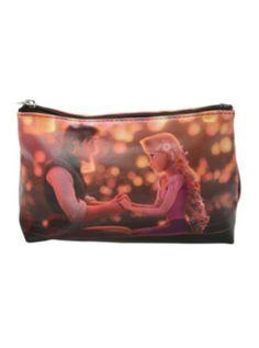 Disney Tangled Cosmetic Bag... So cute!