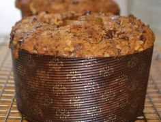 Live... Bake... Love...: Pumpkin Bread with Dark Chocolate Walnut Streusel for The Leftovers Club