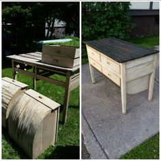 Check Out My Twice As Nice By Michelle On Facebook For More Repurposed  Furniture U0026 Decor