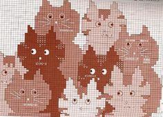 жаккардовые узоры, схемы и орнаменты для вязания спицами
