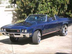 "1972 Buick Skylark ""baby case""  #cars #coches #carros"
