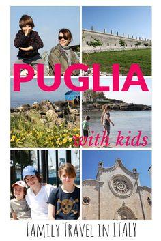 Why Puglia worth a family trip?
