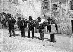 Lisboa de Antigamente: Profissões de Antanho: o rendeiro