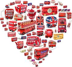 What Everybody Ought to Know About the Red London Double Decker Bus