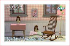 Ts2 to Ts4: 8-3 Anniversary Doll Set | Sims 4 Designs