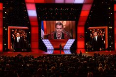 ESPN ESPY Awards. ESPN's big annual show took over the Nokia Theatre L.A. Live, where multiple screens and illuminated panels created a vibr... Photo: Rich Arden/ESPN Images
