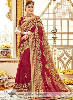 Buy online designer saree for silver wedding anniversary with best price. Sarees such as Silk Saris, Indian Sarees, Huge Collection of Designer Sarees online . Lehenga Choli Designs, Lehenga Choli Online, Indian Sarees Online, Party Wear Lehenga, Bridal Lehenga, Saree Wedding, Wedding Wear, Pakistani Bridal, Indian Designer Sarees